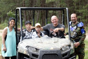 Ranger Ride for Wish Child
